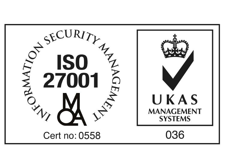 firefish iso27001 certificate number