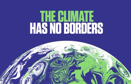creative campaign for UN climate conference by Johnson Banks